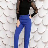 Pantaloni Sindy Blue